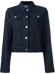 Kenzo 'Tiger' Denim Jacket Blue