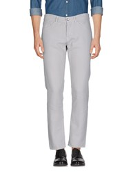 Haikure Casual Pants Light Grey