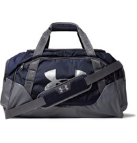 Under Armour Undeniable 3.0 Storm Technology Canvas Duffle Bag Blue