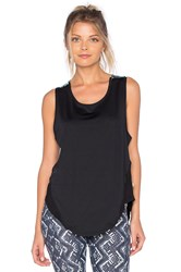 Maaji Smokey Dots Tank Black