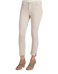 Democracy Solid Skinny Fit Jeans Dusty Mauve