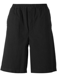 Msgm Bermuda Shorts Black