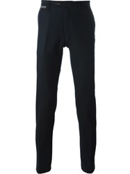Eleventy Slim Fit Trousers Blue