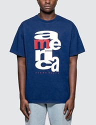 Perry Ellis America Scramble T Shirt