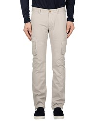 Daniele Alessandrini Homme Trousers Casual Trousers Men Grey