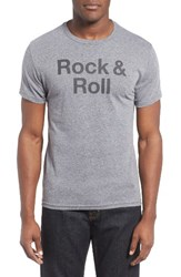 Kid Dangerous Men's Rock And Roll Graphic T Shirt