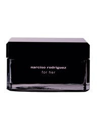 For Her Body Cream Narciso Rodriguez