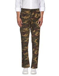 Element Trousers Casual Trousers Men Military Green
