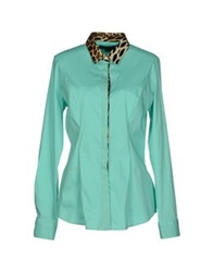 Guess By Marciano Shirts Light Green