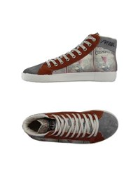 Springa Footwear High Tops And Trainers Women Brown