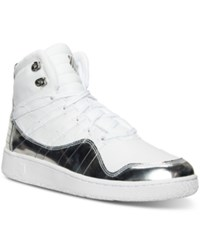 K Swiss Men's Volley Mid Mono Casual Sneakers From Finish Line