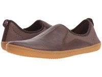 Vivobarefoot Slyde Leather Dark Brown Shoes
