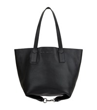 Marc Jacobs Medium Wingman Shopping Bag Female Black Multi