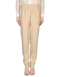 French Connection Trousers Casual Trousers Women Beige