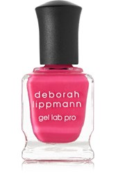 Deborah Lippmann Gel Lab Pro Nail Polish Shut Up And Dance Pink