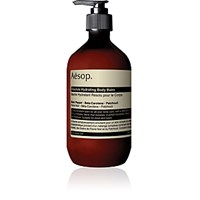 Aesop Women's Resolute Hydrating Body Balm 500Ml No Color