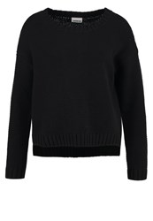 Noisy May Jumper Black