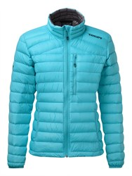 Tog 24 Zenon Womens Down Jacket Blue