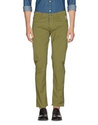 Roy Rogers Roger's Casual Pants Military Green