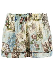 F.R.S For Restless Sleepers Floral Print Shorts 60