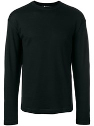 Alexander Wang T By Plain Sweatshirt Black