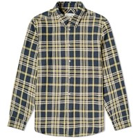 A Kind Of Guise Flores Shirt Blue