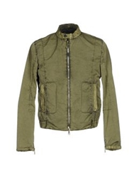 Lab. Pal Zileri Jackets Military Green