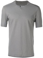 Transit Plain T Shirt Grey