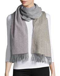 Lord And Taylor Cashmere Wrap Scarf Berry