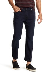 7 For All Mankind Standard Straight Leg Jeans Nocturne