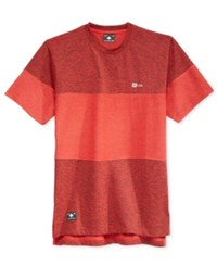Lrg Men's Volver T Shirt Red