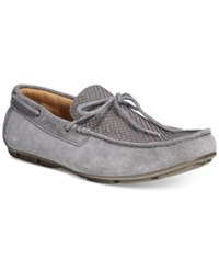 Alfani Ryan Mesh Vamp Drivers Only At Macy's Men's Shoes Grey