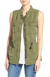 Women's Sanctuary 'Canyon' Four Pocket Vest Cactus