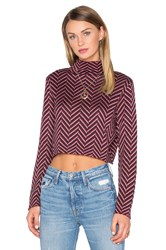 House Of Harlow X Revolve Cody Crop Navy