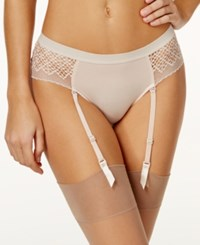 Dkny Nightfall Embroidered Garter Panties Dk2011 Vanity
