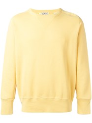 Levi's Vintage Clothing Bay Meadows Sweatshirt Yellow Orange