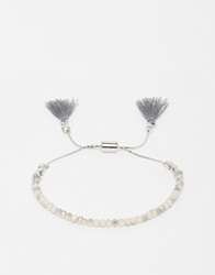 Designsix Kai Friendship Bracelet Grey