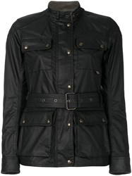 Belstaff Roadmaster Fitted Jacket Black