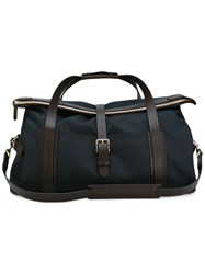 Mismo Buckled Holdall Blue