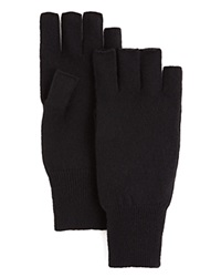 Autumn Cashmere Fingerless Gloves Your Gift With Any Purchase Of 250 Or More Black