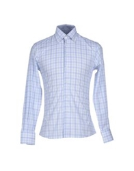 Enrico Coveri Shirts Sky Blue