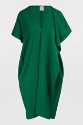 Maison Rabih Kayrouz Short Dress Grass Green