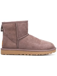 Ugg Australia Classic Mini Ii Winter Boots Grey