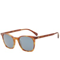 Oliver Peoples L.A. Coen Sunglasses Brown