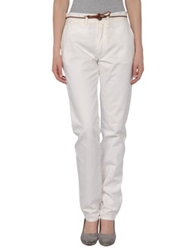 Semi Couture Casual Pants Ivory