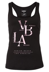 Venice Beach Danja Top Black