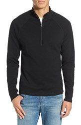 Ibex Men's 'Shak' Merino Wool Quarter Zip Top