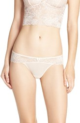 Chelsea 28 Women's Chelsea28 Lacy Days Hipster Briefs Pink Creole