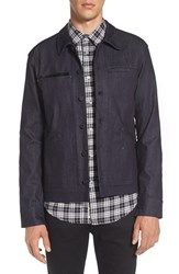 Tavik Men's 'Sutter' Denim Work Jacket Indigo