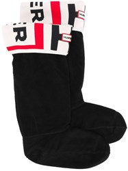 Hunter Long Boot Sock Black